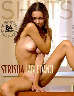 Strisha table dance