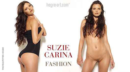 Suzie Carina fashion