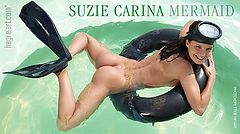 Suzie Carina mermaid