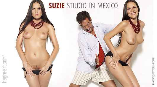 Suzie studio in Mexico