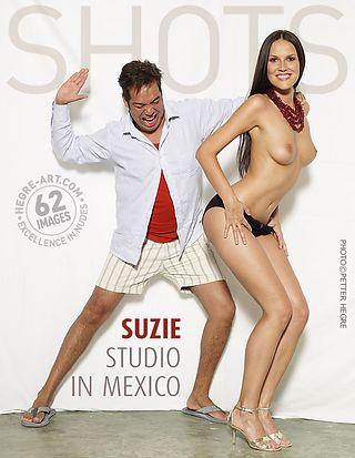 Suzie studio in Mexico