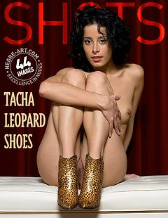 Tacha leopard shoes