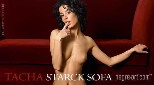 Tacha sofá Starck
