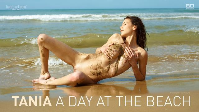 Tania Ein Tag am Meer