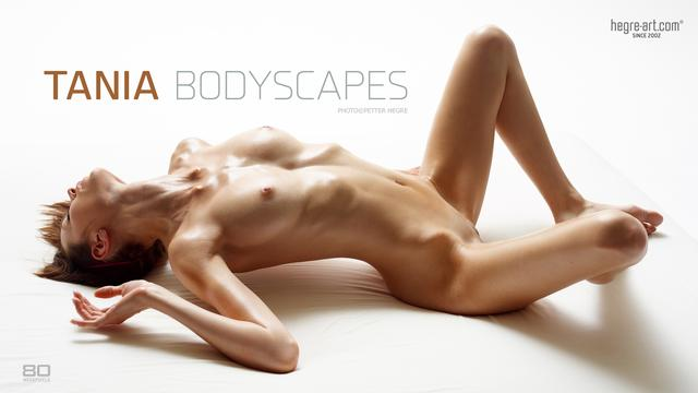 Tania paysages corporels