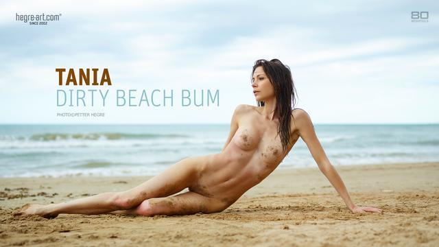 Tania cul de plage