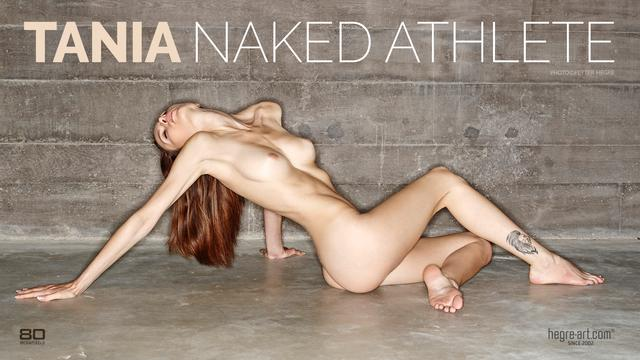 Tania naked athlete