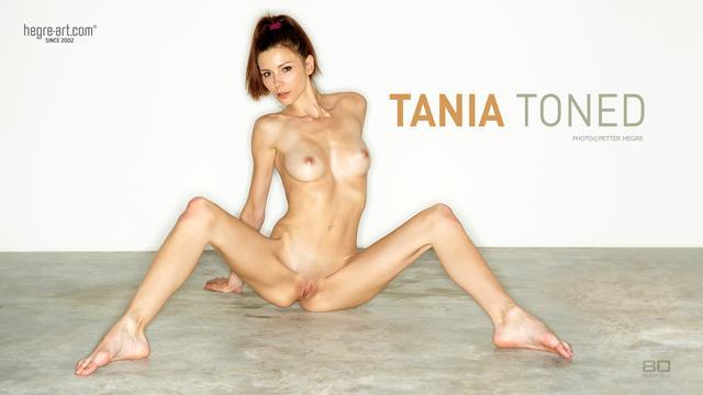 Tania straff