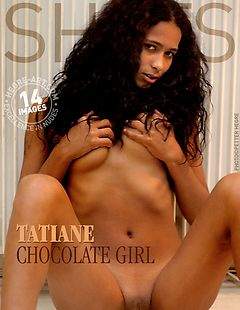 Tatiane chocolate girl