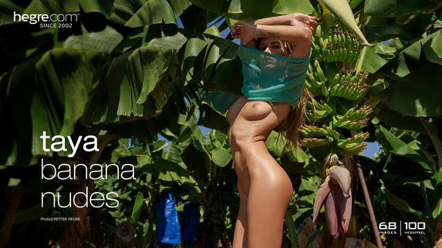 Taya banana nudes