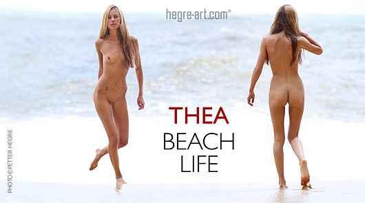 Thea beach life