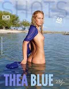 Thea bleu par Alya