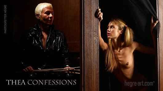 Thea confession