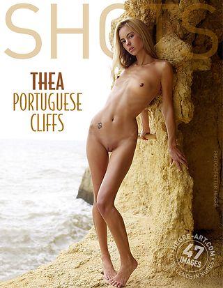 Thea portuguese cliffs
