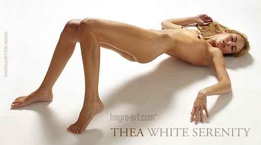 Thea white serenity
