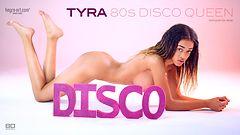 Tyra 80s disco queen