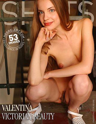 Valentina belleza victoriana