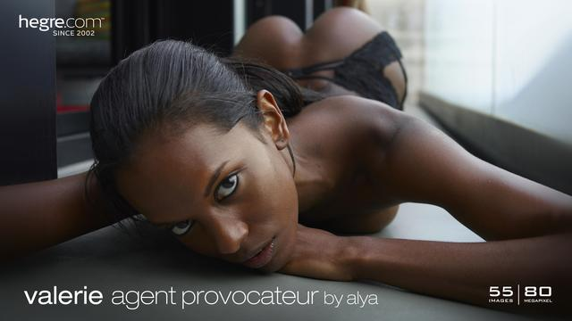 Valerie agent provocateur by Alya