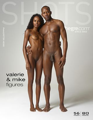 Valerie and Mike figures