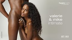 Valerie and Mike intimate