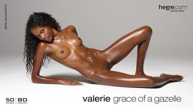 Valerie grace of a Gazelle