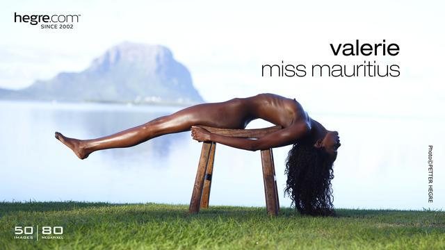 Valerie miss Mauritius