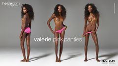 Valerie pink panties