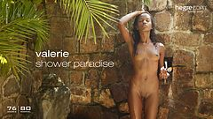 Valerie shower paradise