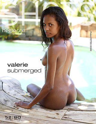 Valerie submerged