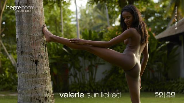 Valerie sun licked