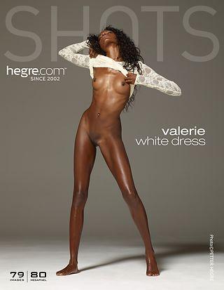 Valerie white dress