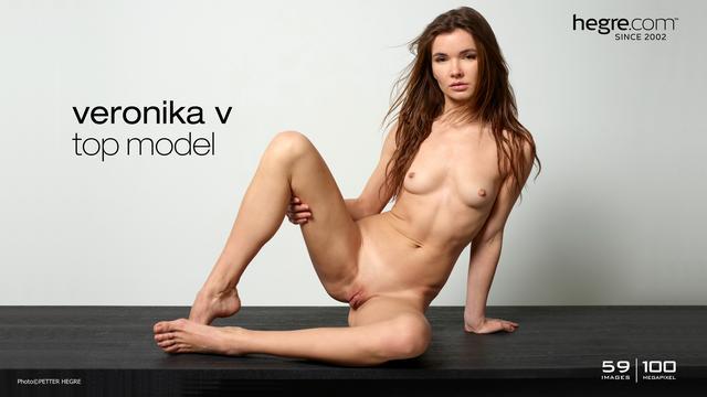 Veronika V top Model