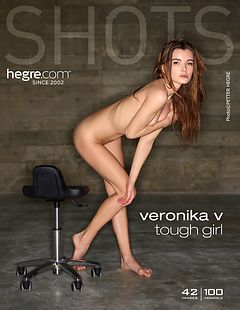 Veronika V tough girl