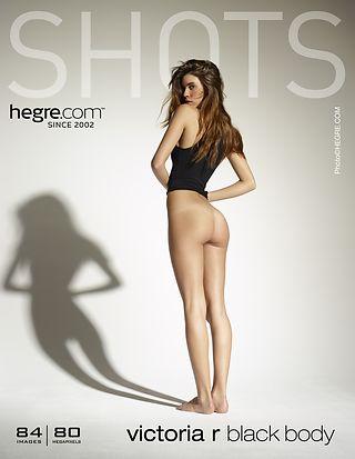 Victoria R black body