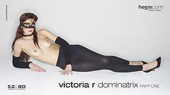 Victoria R dominatrice partie 1