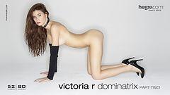 Victoria R dominatrice partie 2
