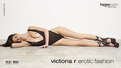 Victoria R mode érotique