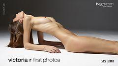 Victoria R premières photos