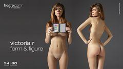 Victoria R forme et figure