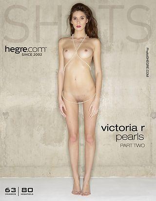 Victoria R pearls part 2