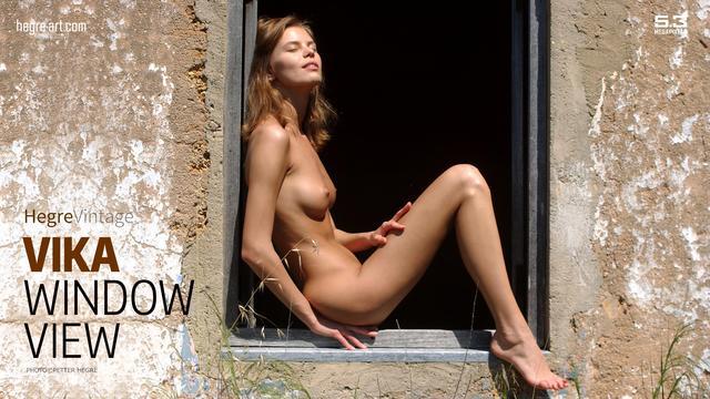 Vika window view