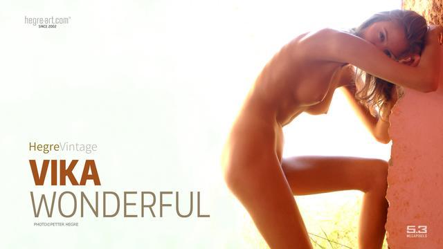 Vika Wonderful