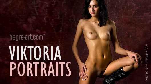 Viktoria retratos