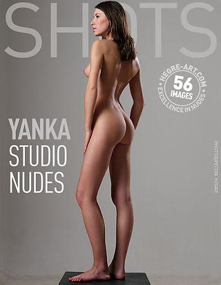 Yanka studio nudes