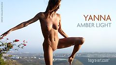 Yanna luz ámbar