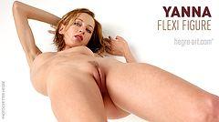 Yanna flexi figure