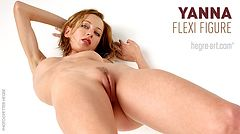 Yanna cuerpo flexible