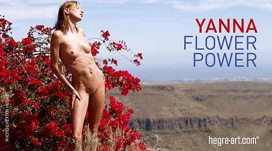 Yanna Flower Power