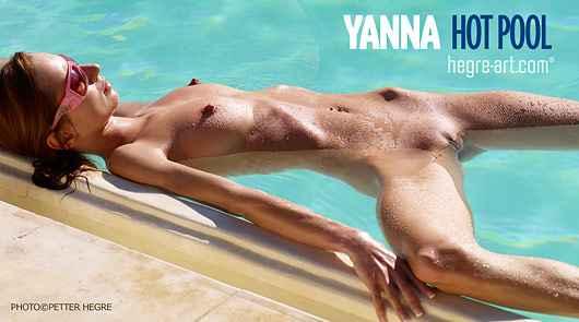 Yanna piscine chaude