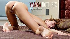 Yanna hotel sex